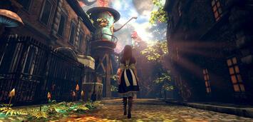 Bild zu:  Alice: Madness Returns würde einen bildschönen Freizeitpark abgeben