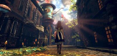 Alice: Madness Returns würde einen bildschönen Freizeitpark abgeben