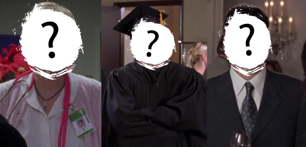 Wer steckt hinter den Rollen in Gilmore Girls?