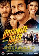 Organize Isler 2 - Sazan Sarmali