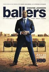 Ballers - Staffel 3 - Poster