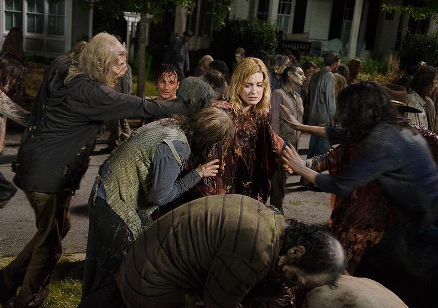 The Walking Dead Wir Schauen Staffel 6 Episode 9