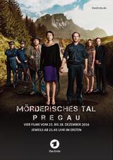 Mörderisches Tal - Pregau - Poster