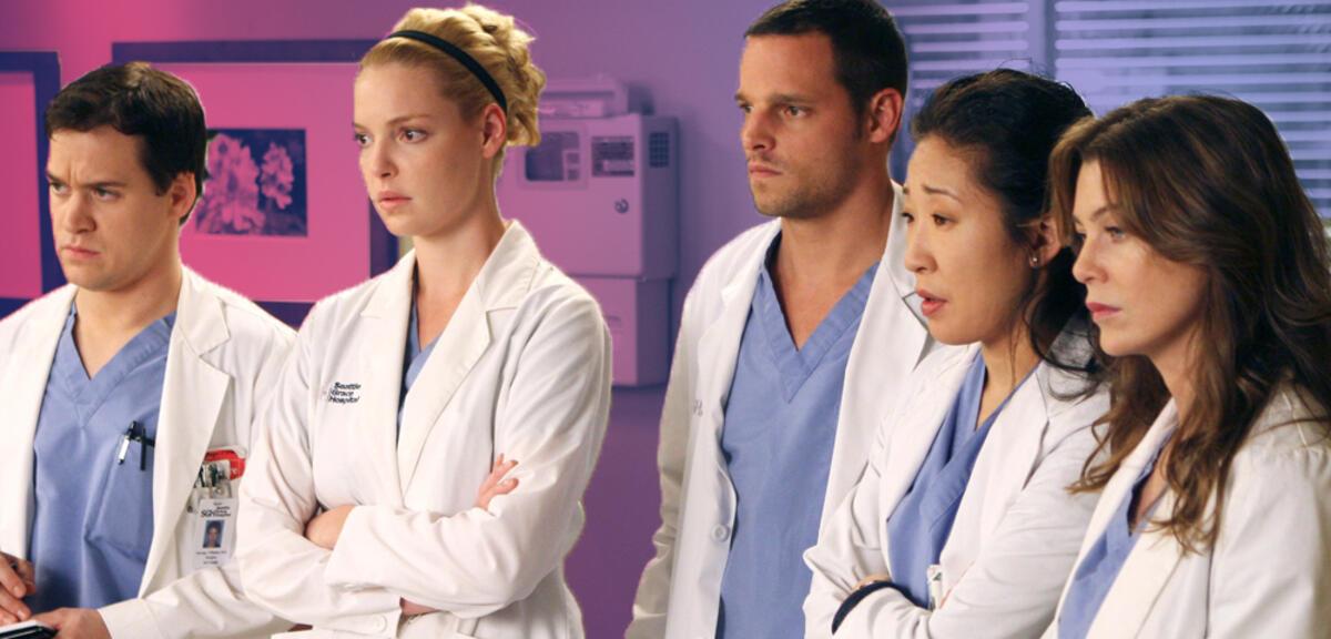 Welche Staffel Greys Anatomy Läuft Gerade