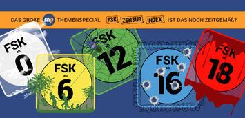 Bild zu:  FSK - Index - Zensur