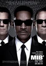 Men in Black 3 Poster