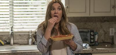 Fleischeslust: Drew Barrymore greift zu