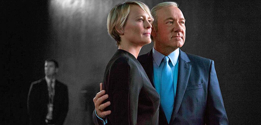 Claire und Frank Underwood