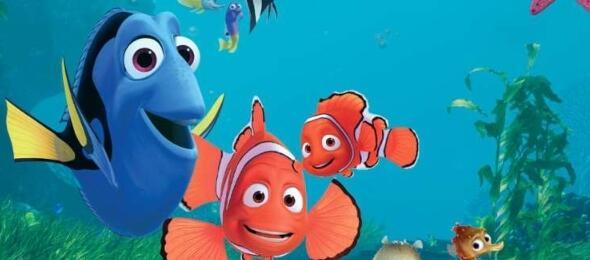 Nemo, Marlin & Dorie