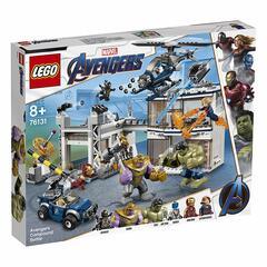 Das Lego-Set Avengers Hauptquartier