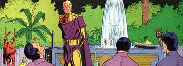 Ozymandias wird in Watchmen zum Massenmörder und sorgt damit für Frieden.