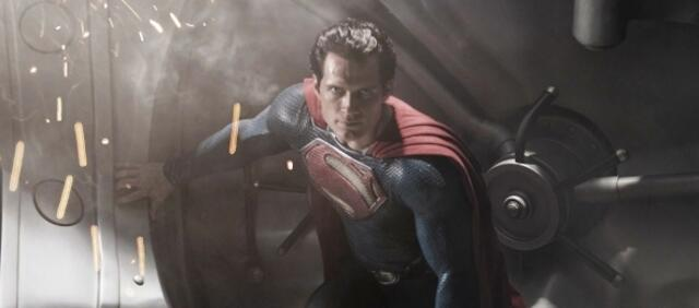 Nicht einmal Superman konnte den Daten-Klau verhindern.