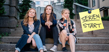 Bild zu:  Young and Promising, Staffel 1
