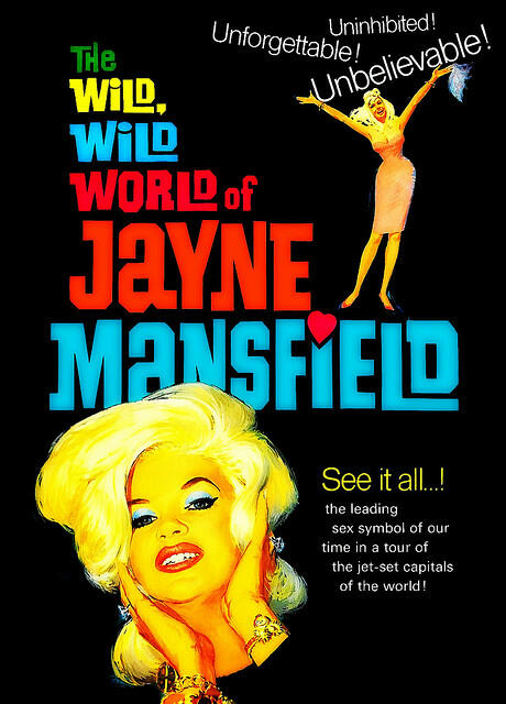 Die wilde Welt der Jayne Mansfield