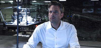 Batman-Darsteller Ben Affleck in Batman v Superman: Dawn of Justice