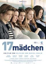 17 Mädchen - Poster