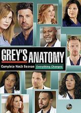 Grey's Anatomy - Staffel 9 - Poster