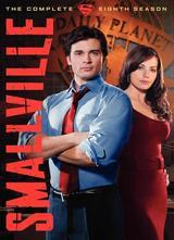 Smallville - Staffel 8 - Poster