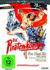 Die Piratenkönigin - Poster