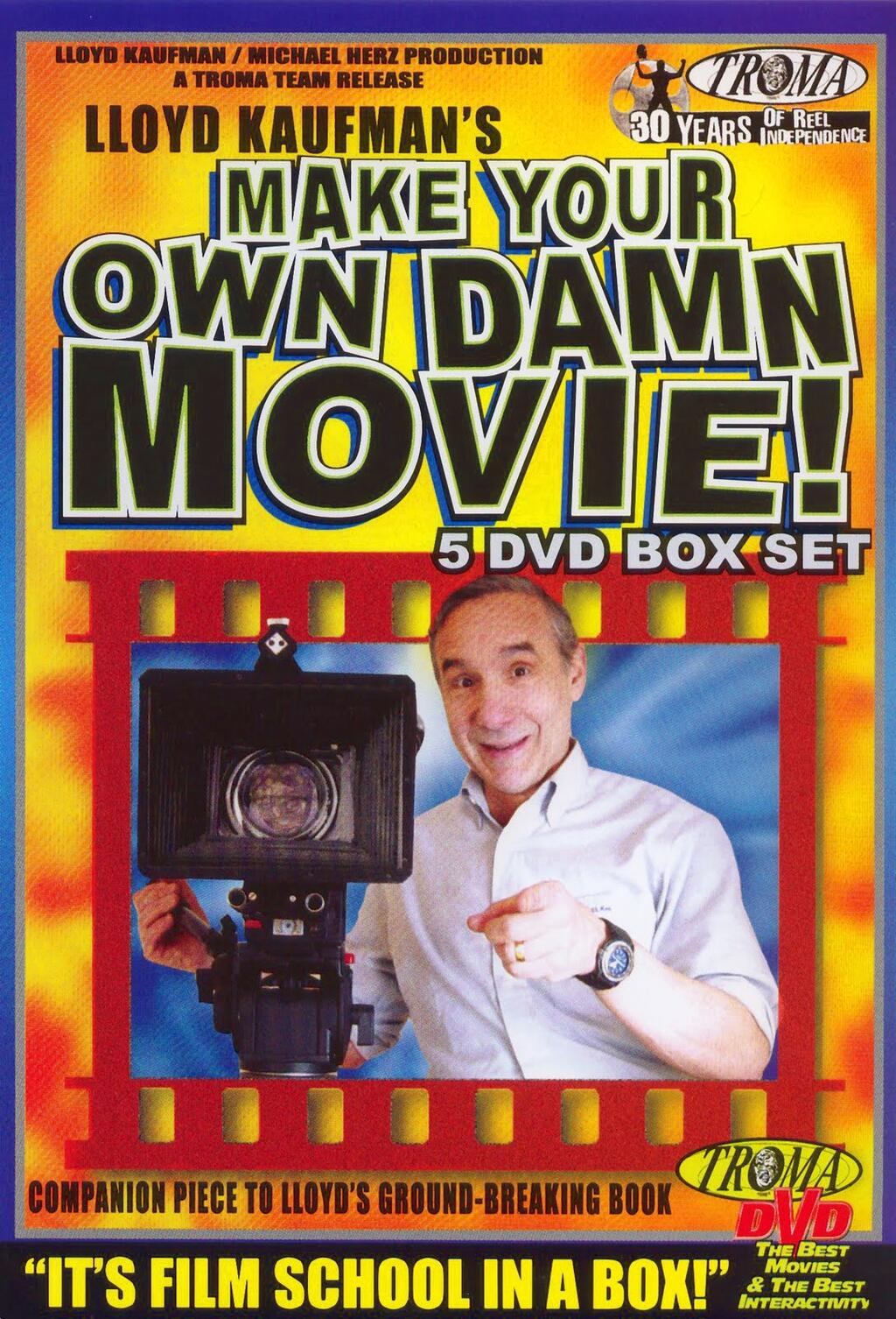 Make Your Own Damn Movie!