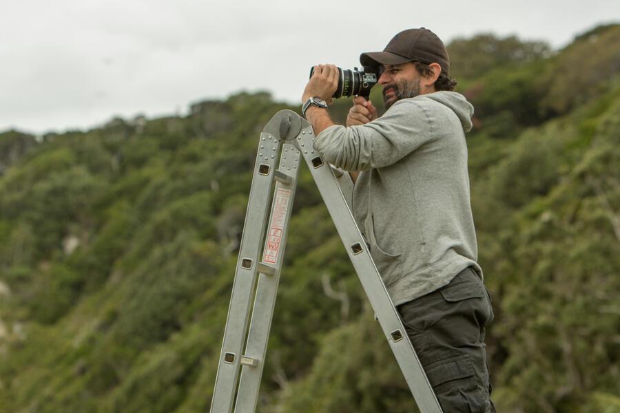 The Shallows - Gefahr aus der Tiefe mit Jaume Collet-Serra
