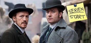 Bild zu:  Ripper Street, Staffel 5