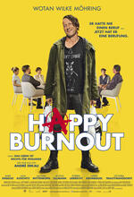 Happy Burnout Poster
