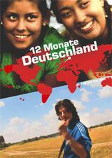 12 Monate Deutschland - Poster