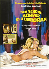 Der schöne Körper der Deborah - Poster