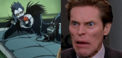 Death Note/Spider-Man