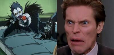Death Note/Spider-Man