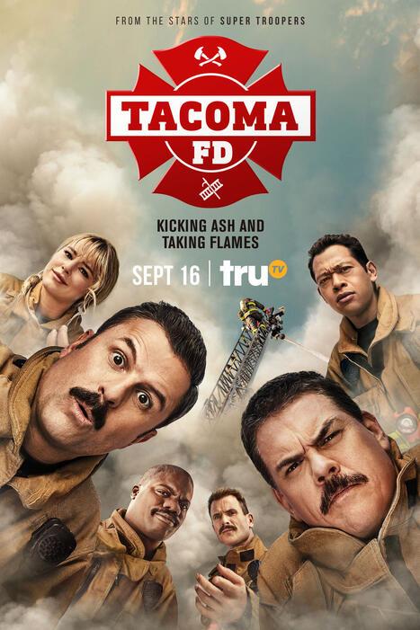 Tacoma FD, Tacoma FD - Staffel 3