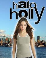 Hallo Holly - Poster