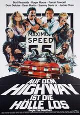 Auf dem Highway ist die Hölle los - Poster