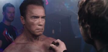 Bild zu:  Der perfekte WWE 2K16-Trailer für Terminator-Fans