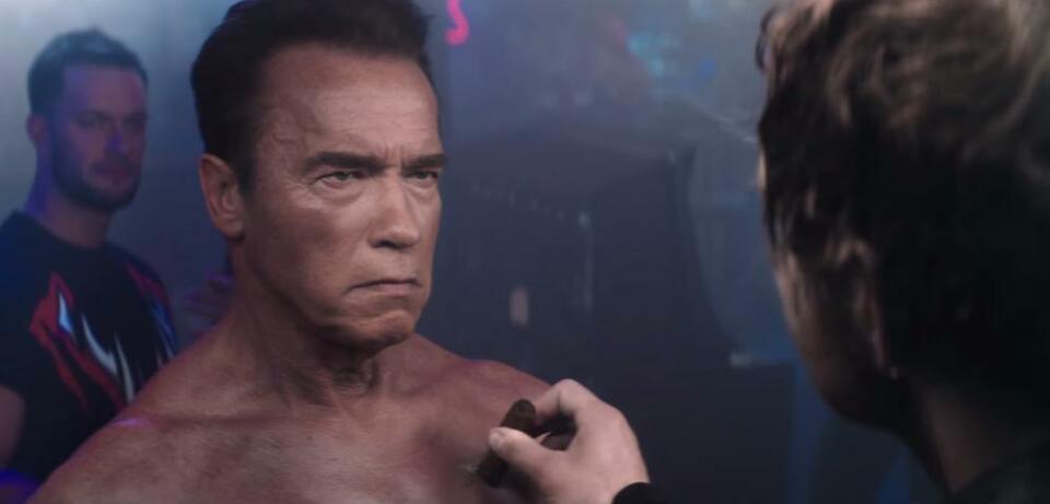 Der perfekte WWE 2K16-Trailer für Terminator-Fans