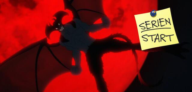 Devilman Crybaby Dämonische Bedrohung In Der 1 Staffel Des