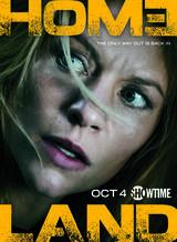 Homeland - Staffel 5 - Poster