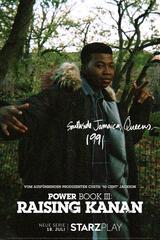 Power Book III: Raising Kanan - Poster