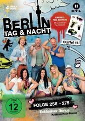 Berlin - Tag und Nacht Staffel 14 - Poster