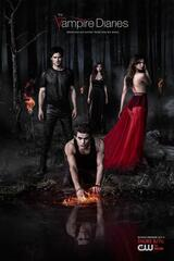 Vampire Diaries - Staffel 5 - Poster