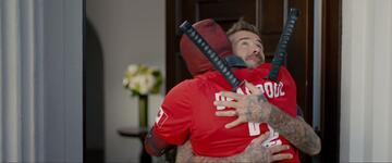 Deadpool 2: With Apologies to David Beckham