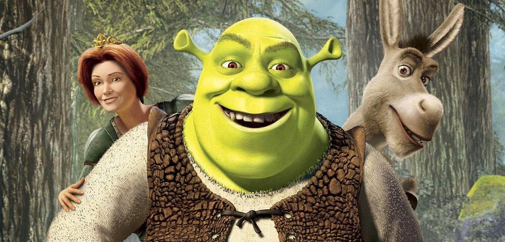 Shrek Kater