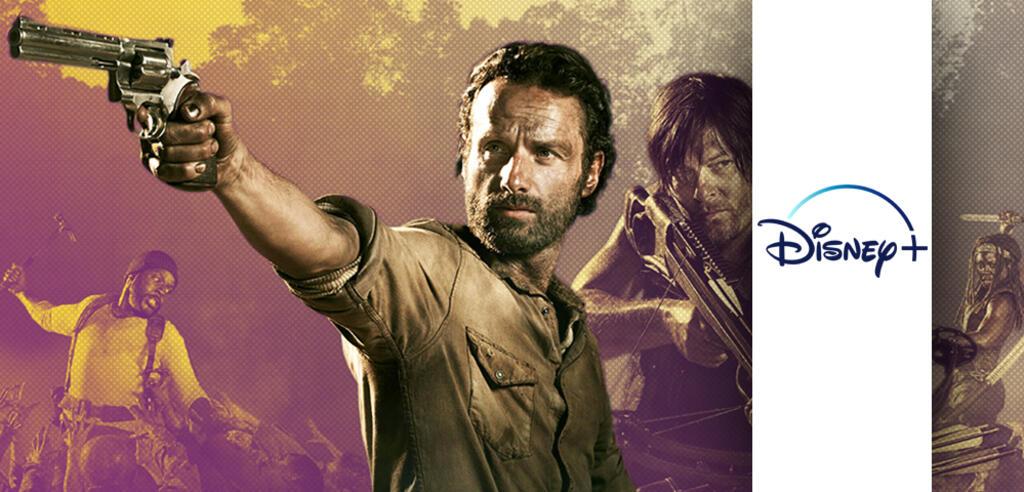 The Walking Dead bald bei Star auf Disney+