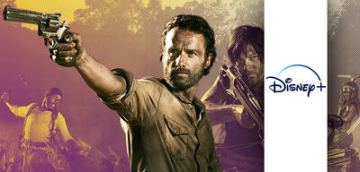 The Walking Dead bald bei Star auf Disney+