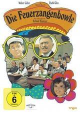 Die Feuerzangenbowle - Poster