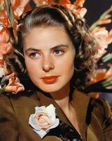 Poster zu Ingrid Bergman