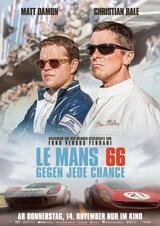 Le Mans 66 - Gegen jede Chance - Poster