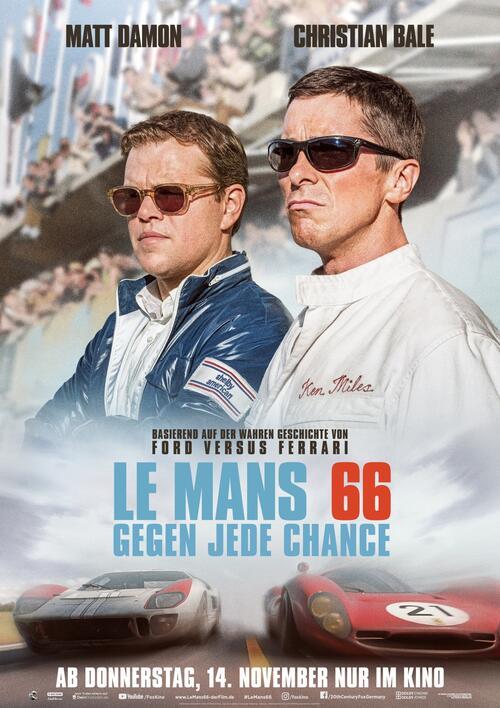 Le Mans 66 Gegen Jede Chance Film 2019 Moviepilot De