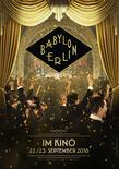Plakat babylon berlin im kino